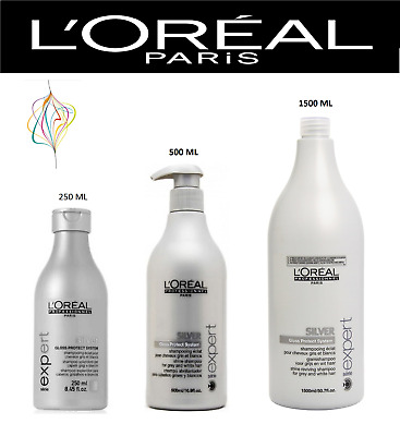 Loreal L'OREAL Professional Serie Expert Silver Purple Toning Shampoo *UK*