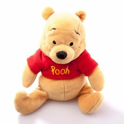 Disney Store Exclusive Pooh With Sound Beanie