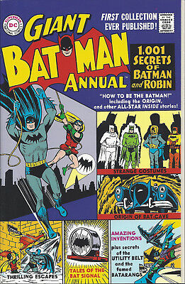 BATMAN  Annual #1  1999 Replica Edition