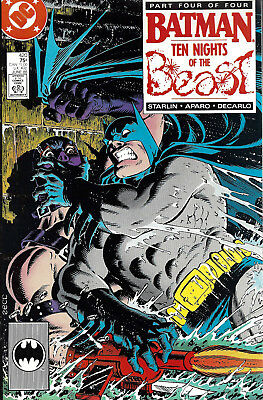 BATMAN #420 - Jun 88
