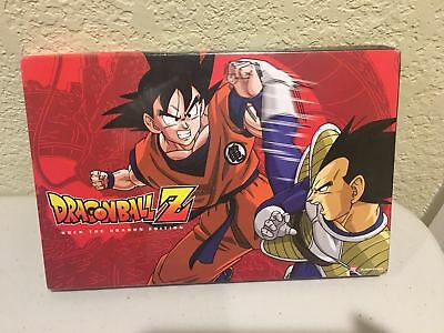 Dragon Ball Z Rock The Dragon Edition with Bonus Book Sealed