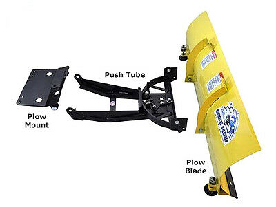 50 inch EAGLE ATV Snow Plow Complete System. 1 year warranty. Canada. NEW