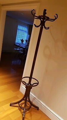 Bentwood ~Hat and Coat Stand ~VGC
