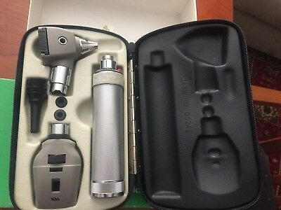 Welch Allyn Otoscope Ophthalmoscope Diagnostic Set