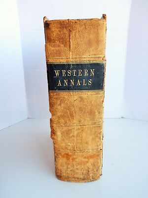 1857 Western Annals States & Territories Indian Wars Mormons Pre Civil War 1Sted
