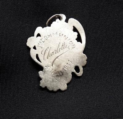 medaille ancienne communion 1911