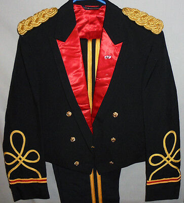 Vietnam -US Army General- Vintage Officers ID'd Mess Dress Blue Military Uniform