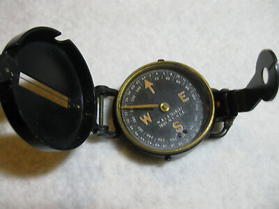 wwii military compass