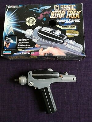 Classic Star Trek Collectors Edition / Classic Phaser