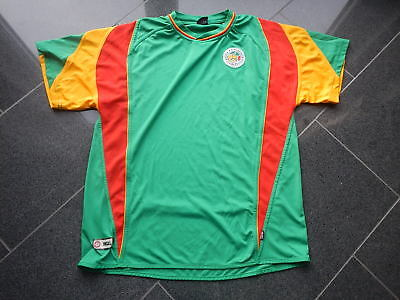 Senegal Nationalmannschaft Fooball League Herren Fussball Trikot Shirt Größe XXL