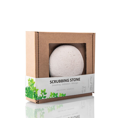Pierre de Plaisir - Scrubbing Stone for the Body White - 90g