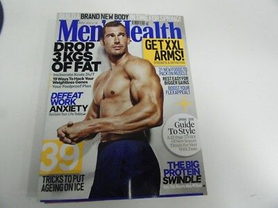 Mens Health Magazine March 2018