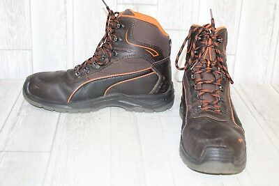 f572afed3f4 Puma Safety 633615 Atomic Mid EH WP Steel Toe Boots