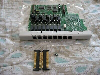 Panasonic KX-TA82481 0x8 Expansion Card for the KX-TA824 Telephone System