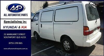 2004 Kia Pregio - Dismantling -  **AAP Quality Tested Parts**