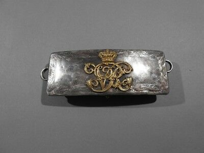 Victorian Silver Dress Pouch  - Lord Harlech