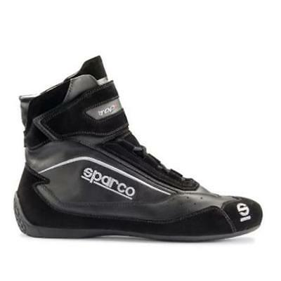 Sparco Racing Shoes Top+ SH5 Leather FIA 8856/2000 Rated