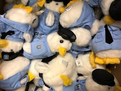 Lot of 50 Aflac 6 inch Safety Ducks