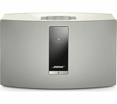 Bose SoundTouch 20 Series III Wireless (Bluetooth/Wi-Fi) Speaker System - White