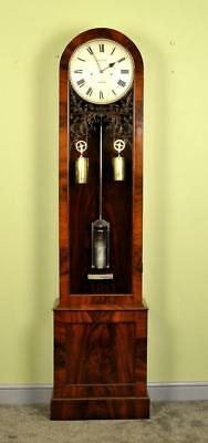 SUPERB STRIKING REGULATOR LONGCASE CLOCK - Whistler of London