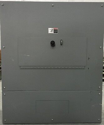 C&C Power 90880-T241322EC012502LG Deadfront Switchboard See Details for Info
