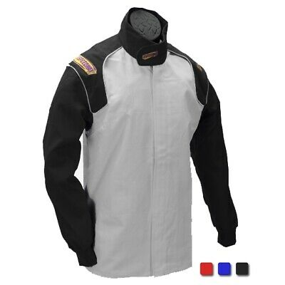 Speedway Racing Suit Jacket Fire Resistant Single Layer SFI-1 Rated, Jacket Only