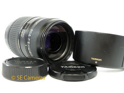 Nikon Af-S Tamron 70-300Mm F4-5.6 Tele Macro 1:2 A17 Zoom Lens With Motor *mint*