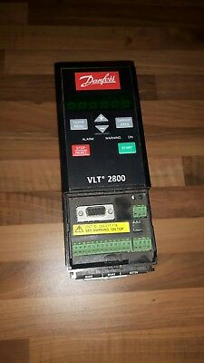 Danfoss VLT2800 3 Phase Variable Speed Drive