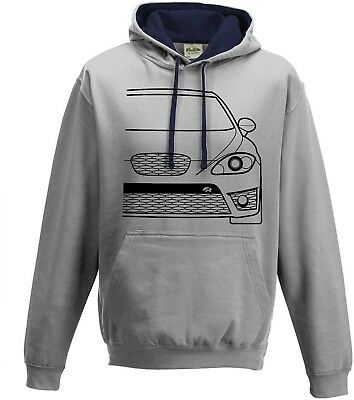 Seat Leon FR 1P Hoodie Pullover