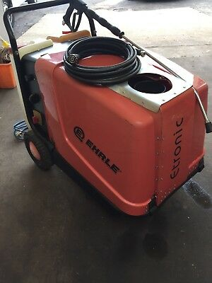 Ehrle Hd 623 Pressure Washer Steam Cleaner Jet Wash 240v