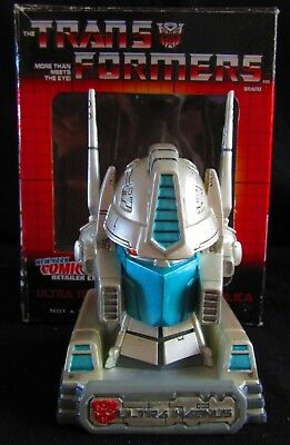 Transformers ULTRA MAGNUS Mini Bust –  RARE NYCC EDITION 0 –