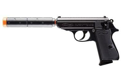 Walther PPK/S Prop Gun, BROKEN Plastic Airsoft Gun, For Prop Use Only, Free Ship
