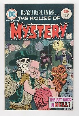 DC Comics House of Mystery #232 Bronze Age