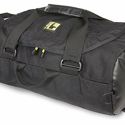 Wolfman Luggage Overland Duffel Motorcycle Tail Bag Od501
