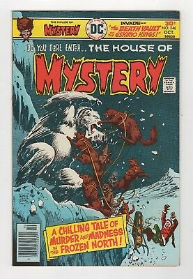 DC Comics House of Mystery #246 Bronze Age