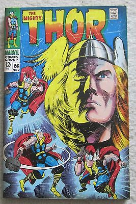 Marvel Thor Decoupage Picture / Wall hanging