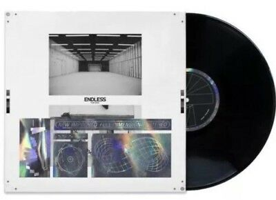 OFFICIAL FRANK OCEAN ENDLESS LIMITED EDITION VINYL LP SEALED NEW [ blond blonde