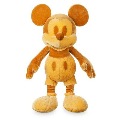 Disney Store Mickey Mouse Memories Plush FEBRUARY Limited Edition