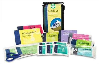 OUTDOOR PURSUITS FIRST AID KIT cycling walking hiking camping days out
