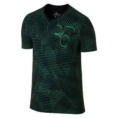 Nike RF t-shirt Miami Indian Wells 2017 size M 831467-010
