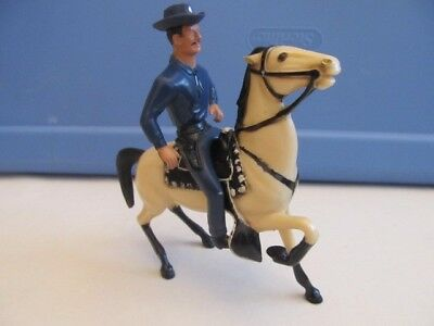 "1960's Hartland Paladin and Horse (mini 5"" series)"