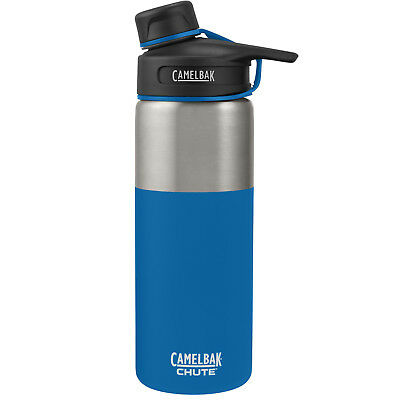 Camelbak Chute Vacuum 0.6L Thermal Insulated Drinks Flask - Cascade Blue