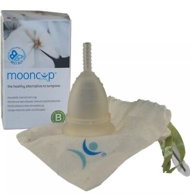 MOONCUP B The Healthy Alternative To Tampons Buy In Confidence Free Post To Uk