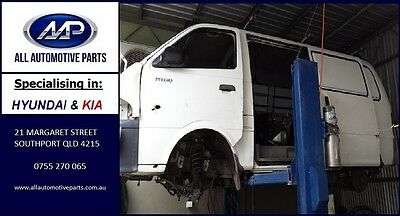 2004 Kia Pregio - Dismantling - ** AAP Quality Tested Parts**