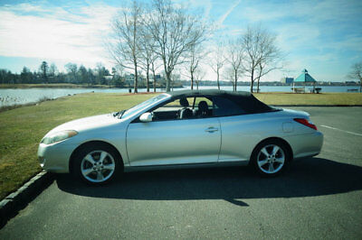 2005 Toyota Solara 2dr Convertible SE V6 Automatic Low Reserve! Great condition! Low mileage SE V6 Convertible!,needs nothing