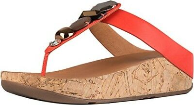 3ee3ae829c3864 FITFLOP WOMENS JEWELEY Toe-Post Flip Flop- Pick SZ Color. -  40.82 ...
