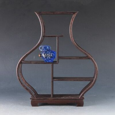 Chinese Hardwood Handmade Collection Of  Antiques Shelves ZJ108