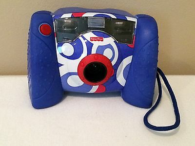 Fisher Price Kid Tough Digital Camera J8209 with Batteries