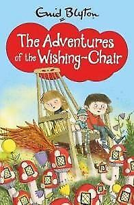 📚The Adventures of the Wishing-Chair ~ Enid Blyton collection (paperback)