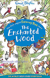 📚The Enchanted Wood ~ Enid Blyton collection (paperback)